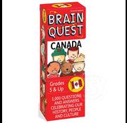 Workman Publishing Brain Quest Canada 5th Edition