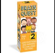 Workman Publishing Brain Quest Grade 2