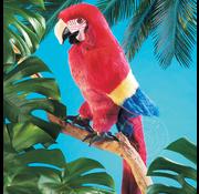 Folkmanis Folkmanis Scarlet Macaw Puppet