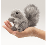 Folkmanis Folkmanis Gray Squirrel Finger Puppet