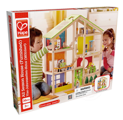 Hape Hape All Season House, furnished