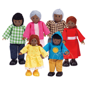 Hape Hape Happy Family - African American