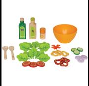 Hape Hape Garden Salad Playfood
