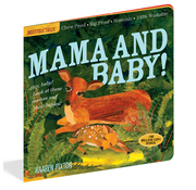 Workman Publishing Indestructibles Book Mama and Baby