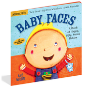 Workman Publishing Indestructibles Book Baby Faces