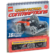 Klutz Klutz LEGO® Crazy Action Contraptions