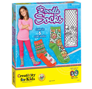 Creativity for Kids Creativity for Kids Doodle Socks