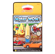 Melissa & Doug Melissa & Doug On the Go Water Wow! Vehicles