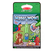 Melissa & Doug Melissa & Doug On the Go Water Wow! Animals