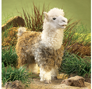 Folkmanis Folkmanis Alpaca Puppet