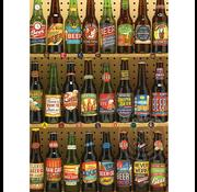 Cobble Hill Puzzles Cobble Hill Beer Collection Puzzle 1000pcs