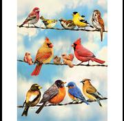 Cobble Hill Puzzles Cobble Hill Birds On A Wire Puzzle 500pcs