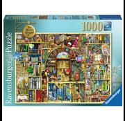 Ravensburger Ravensburger The Bizarre Bookshop Puzzle 1000pcs