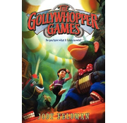 Harper Collins The Gollywhopper Games