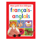 Scholastic Mon petit livre bilingue français - anglais