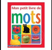 Scholastic Mon petit livre de mots