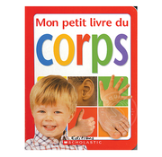 Scholastic Mon petit livre du corps