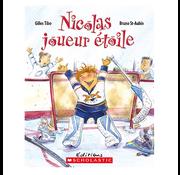 Scholastic Nicolas joueur étoile