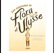 Scholastic Les adventures de Flora et Ulysse