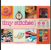 Klutz Klutz Tiny Stitches