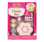 Melissa & Doug Melissa & Doug Created By Me! Flower Box