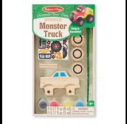 Melissa & Doug Melissa & Doug Created By Me!  Monster Truck