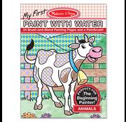 Melissa & Doug Melissa & Doug My First Paint with Water Pad - Animals