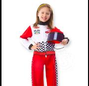 Melissa & Doug Melissa & Doug Role Play Race Car Driver Dress Up