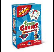 Blue Orange Games Super Genius Multiplication 1