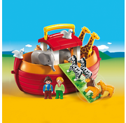 Playmobil Playmobil 123 My Take Along Noah's Ark