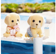 Calico Critters Calico Critters Yellow Labrador Twins