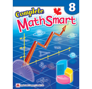 PGC Complete Math Smart Grade 8