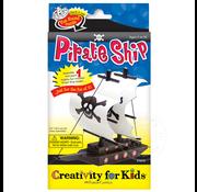 Creativity for Kids Creativity for Kids Pirate Ship
