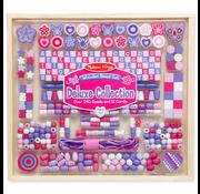 Melissa & Doug Melissa & Doug Wooden Bead Set Deluxe Collection