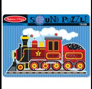 Melissa & Doug Melissa & Doug Train Sound Puzzle