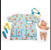 Melissa & Doug Melissa & Doug Role Play Pediatric Nurse Dress Up