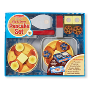 Melissa & Doug Melissa & Doug Flip & Serve Pancake Set Play Food