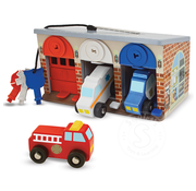 Melissa & Doug Melissa & Doug Keys & Cars Rescue Garage