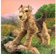 Folkmanis Folkmanis Airedale Terrier Puppet