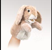 Folkmanis Folkmanis Little Lop Rabbit Puppet