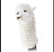 Folkmanis Folkmanis Alpaca Stage Puppet