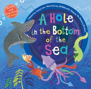 Barefoot Books A Hole in the Bottom of the Sea Book & CD
