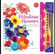 Klutz Klutz Fabulous Flowers