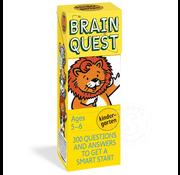Workman Publishing Brain Quest Kindergarten