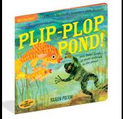 Workman Publishing Indestructibles Book Plip-Plop Pond!