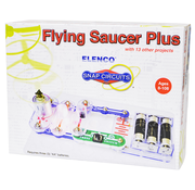 Snap Circuits Elenco Snap Circuits Flying Saucer