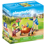 Playmobil Playmobil Grandmother with Child