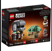 LEGO® LEGO® Star Wars The Mandalorian™ & the Child