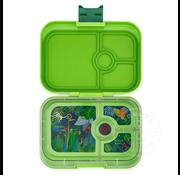 Yumbox YumBox Panino 4 Compartment - Congo Green