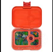 Yumbox YumBox Panino 4 Compartment - Saffron Orange